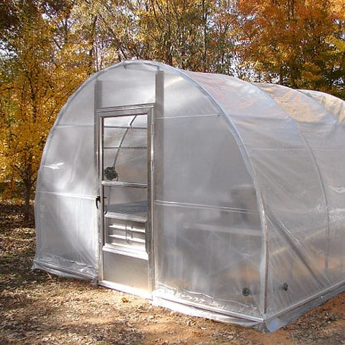 Custom Residential Greenhouses By The Greenhouse Company