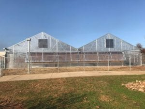 Exterior Appalachian Greenhouse by Jaderloon