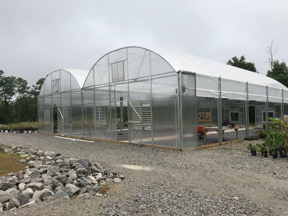 Jāderloon® Gutter Connect Greenhouse