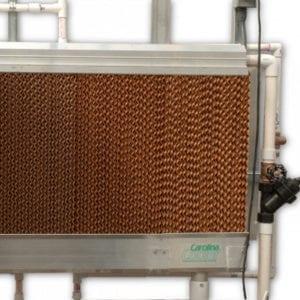 Carolina Cooler Greenhouse Cooling